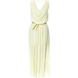 Le dressing d'Alisson Robe fluide - jaune