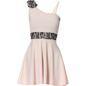 Le dressing d'Alisson Robe courte - rose