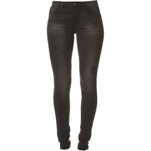 Only Jeans mit Slimcut - dunkelgrau