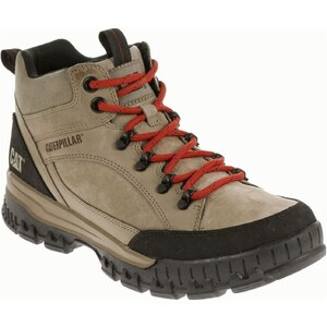 Caterpillar Evolve Mid - Chaussures montantes en cuir - taupe