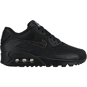 Nike Air Max 90 Mesh (GS) - Baskets - noir