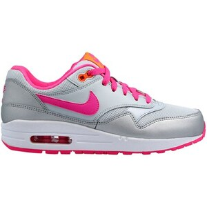 Nike Air Max 1 (GS) - Sneakers - silberfarben