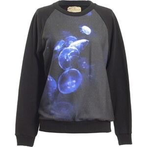 Voriagh Medusa - Sweat shirt imprimé méduses - noir