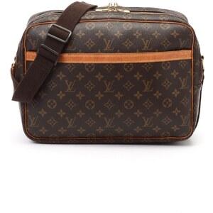 Louis Vuitton Reporter Monogram - Louis Vuitton Tasche - braun