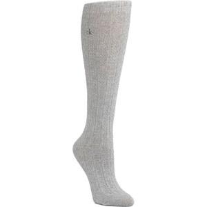 Ck socks Femme - Mi-bas - gris