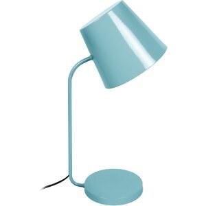 Red Cartel Walnut - Lampe de table - bleu