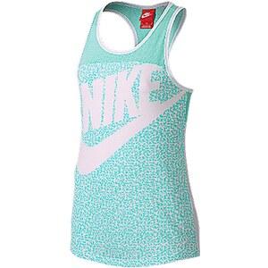Nike Aop Tank - Débardeur - bleu