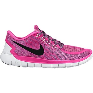 Nike Free 5.0 (GS) - Baskets - rose