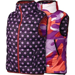 Nike ALLIANCE GFX VEST YTH - Doudoune - multicolore