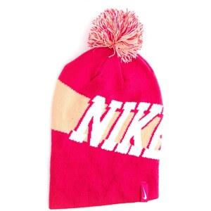 Nike NSW W'S CUFFED POM BEANIE - Bonnet - rose