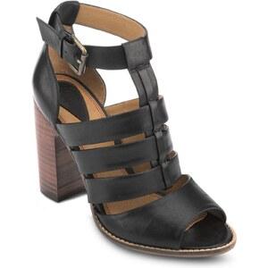 Pepe Jeans Footwear Sherman - Sandalen mit Absatz - schwarz