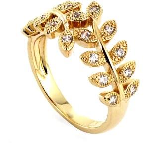 Tous mes bijoux Bague - jaune