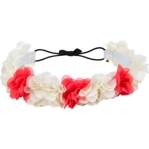 Les petites shanghaiennes Fuxing lu - Headband - Rose rouge
