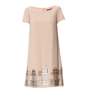 Esprit Collection Robe droite - chair