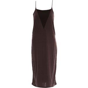 Vila Visunna - Kleid mit geradem Schnitt - schwarz