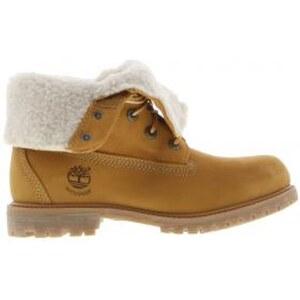 Timberland AUTHENTIC TEDDY FLEECE - Boots - beige