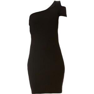 Vero Moda Robe destructurée - noir