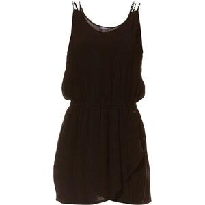 Kaporal Reset - Kleid mit kurzem Schnitt - schwarz