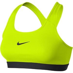 Nike Pro Classic - Sport-BH - gelb