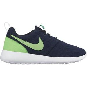 Nike Roshe one (GS) - Baskets - bleu foncé