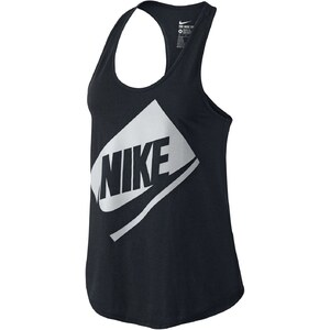 Nike Tank-box futura racer - Débardeur - noir