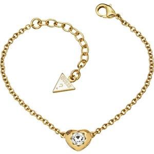Guess Crystals of love - Bracelet chaîne - doré