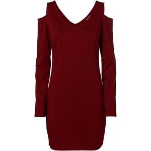 Vero Moda Robe courte - rouge