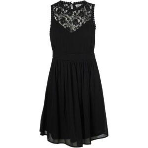 Vero Moda Kleid mit kurzem Schnitt - schwarz