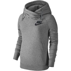 Nike Rally - Sweat à capuche - bruyère