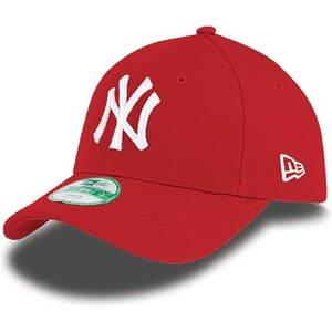 New Era Kids 9Forty - Casquette - rouge