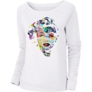 ArteCita Marilyn Monroe - blanc
