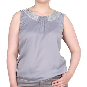 Jiuly Candice - Top - gris