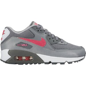 Nike Air Max 90 Mesh (GS) - Baskets - gris clair