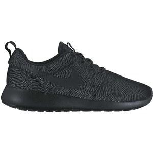 Nike Roshe one moire - Baskets - noir