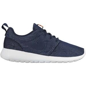 Nike Roshe one moire - Sneakers - blau