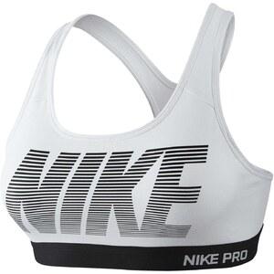 Nike Pro classic pad grx - Brassière de sport - noir