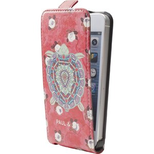 The Kase iPhone 4/4S - Coque clapet - rouge