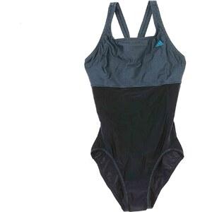 Adidas Badeanzug - schwarz