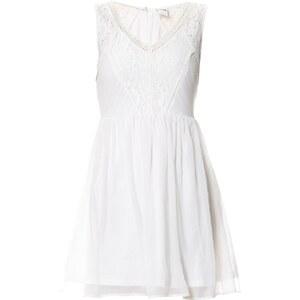Vero Moda Kleid mit kurzem Schnitt - weiß