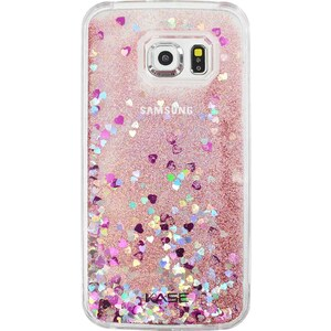 The Kase Galaxy S6 Edge - Coque - rose