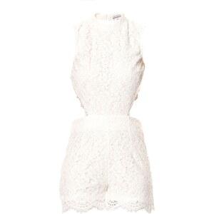 Glamorous Combi-short - blanc