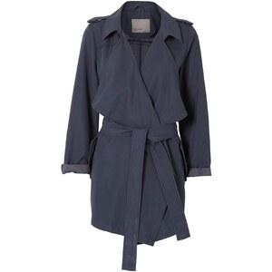 Vero Moda Trenchcoat - blau