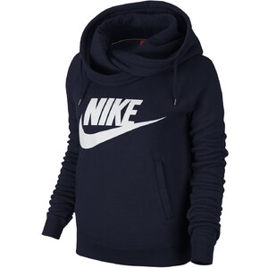 Nike Rally Funnel Neck HDY-BB - Sweat à capuche - noir