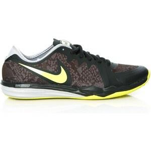 Nike DUAL FUSION TR 3 PRINT - Baskets - noir