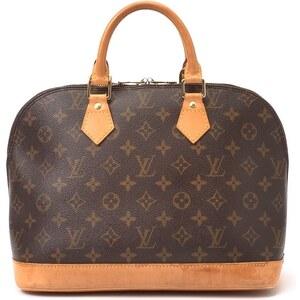 Louis Vuitton Alma Monogram - Sac Louis Vuitton - brun