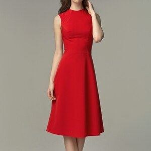 Nife Robe - rouge