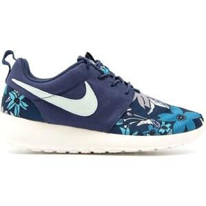 Nike Roshe one print - Sneakers en toile - bleu floral