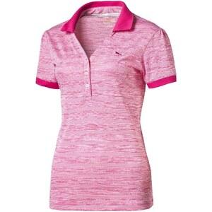 Puma Gf Stripe - Polo - rose
