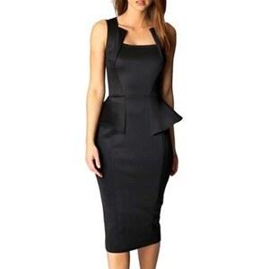 Chic Dresses Kleid Cocktail - schwarz