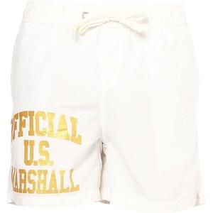 US Marshall Short de bain - blanc